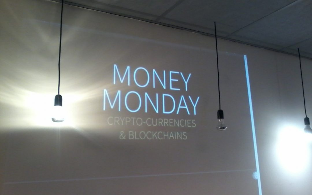 Money Monday: cryptocurrency en Blockchain samen ontdekken