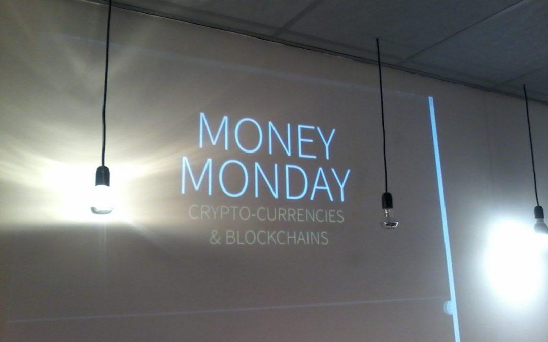 Money Monday: cryptocurrency en Blockchain samen ontdekken