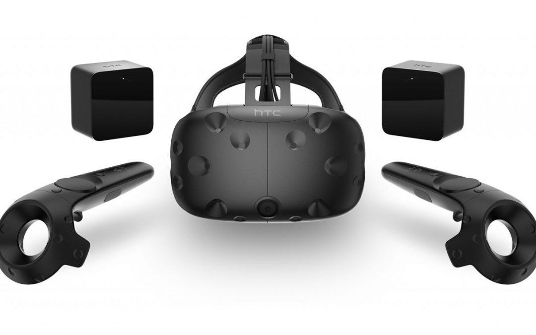 De HTC Vive: VR-vaardigheden voor jouw droombaan, zonder daar 1 dag voor naar school te gaan